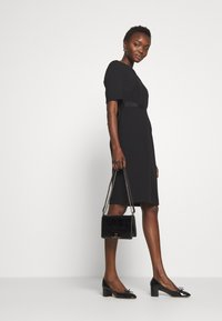 LK Bennett - DR ISLA - Shift dress - black - 1
