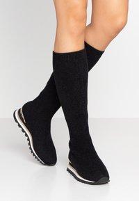 Gioseppo - Platform boots - black - 0