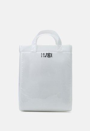 BORSA MANO - Velká kabelka - trasparent