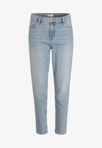 Cache Cache - GEWASCHENE MOM JEANS - Jeans Tapered Fit - denim double stone - 4