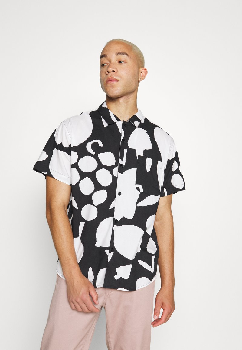 Obey Clothing - FRUIT STAND WOVEN - Shirt - black/multi
