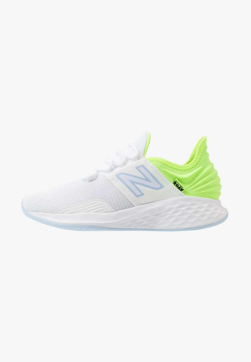 New Balance - FRESH FOAM ROAV - Zapatillas de running neutras - white
