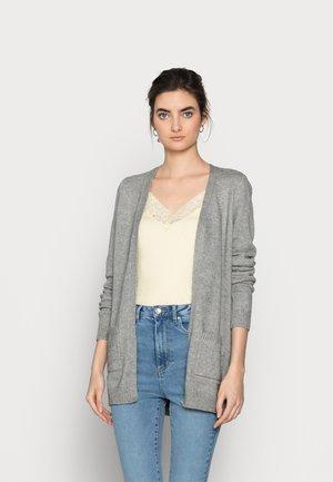 ONLLESLY - Cardigan - medium grey melange