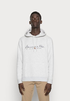 WHOLESALE LARGE SCALE SCRIPT - Sweatshirt - heather grey