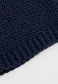GAP - GARTER HAT - Gorro - navy uniform - 2