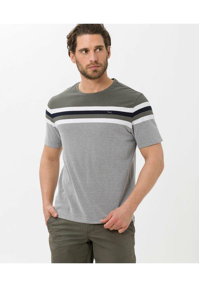 STYLE TERRY - T-shirt print - khaki