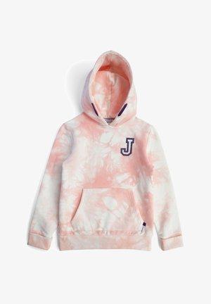 BATIE TIE DYE - Sweater - pink cloud