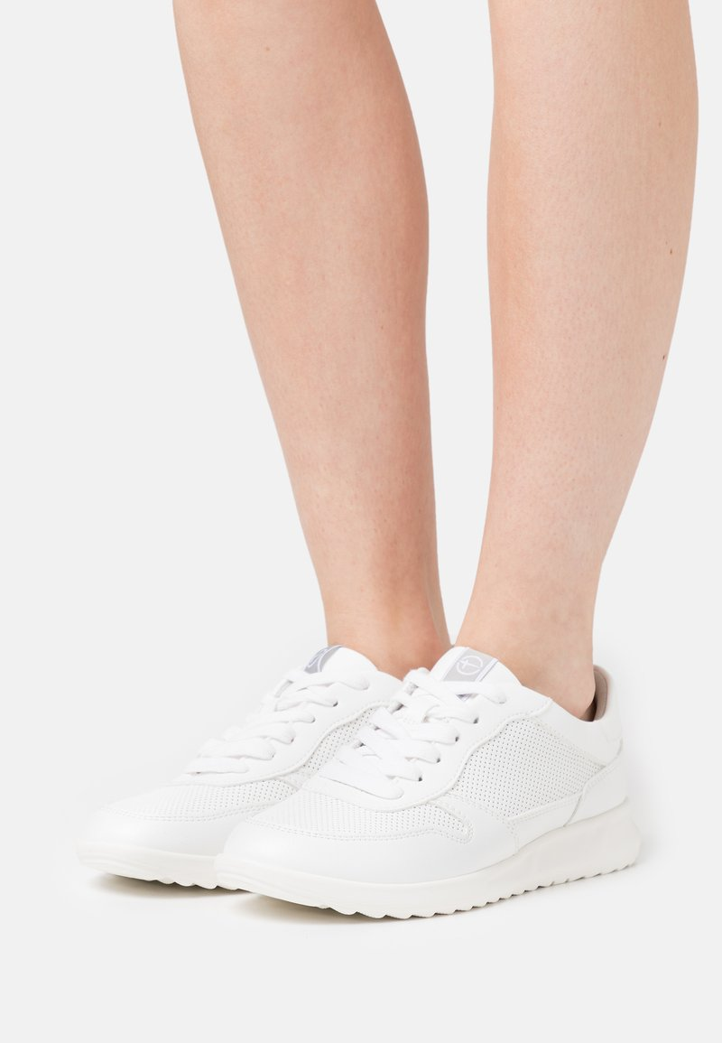 Tamaris - LACE UP - Trainers - white