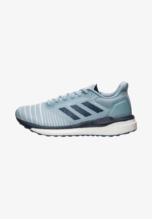 SOLAR DRIVE LAUFSCHUH DAMEN - Trail running shoes - light blue