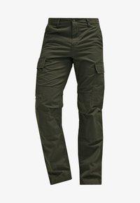 Carhartt WIP - REGULAR COLUMBIA - Pantalones cargo - cypress rinsed - 4