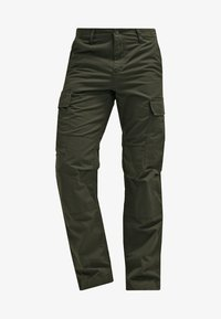 REGULAR COLUMBIA - Cargo trousers - cypress rinsed