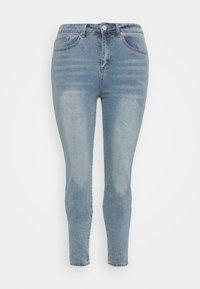 Glamorous Curve - Jeans Skinny Fit - vinatge light wash - 4