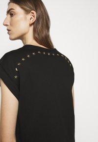 Pinko - GEROLAMO - Print T-shirt - black - 5