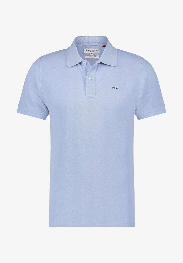 REGULAR FIT - Polo shirt - cashmere blue
