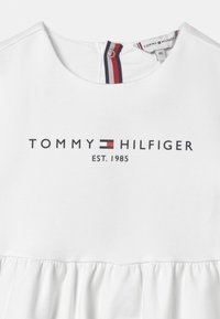 Tommy Hilfiger - BABY ESSENTIAL  - Jersey dress - white - 2