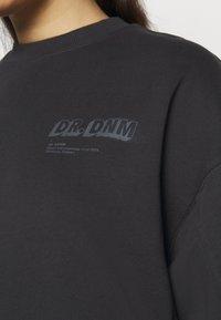 Dr.Denim Plus - LOWE DRESS - Day dress - graphite shadow - 4