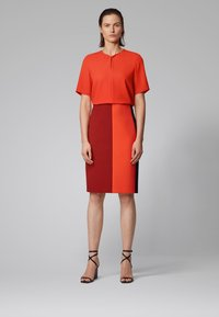 BOSS - IAGELA - Blouse - orange - 1