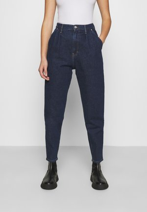 RETRO MOM JEAN OLDBCF - Relaxed fit jeans - oslo dark blue com