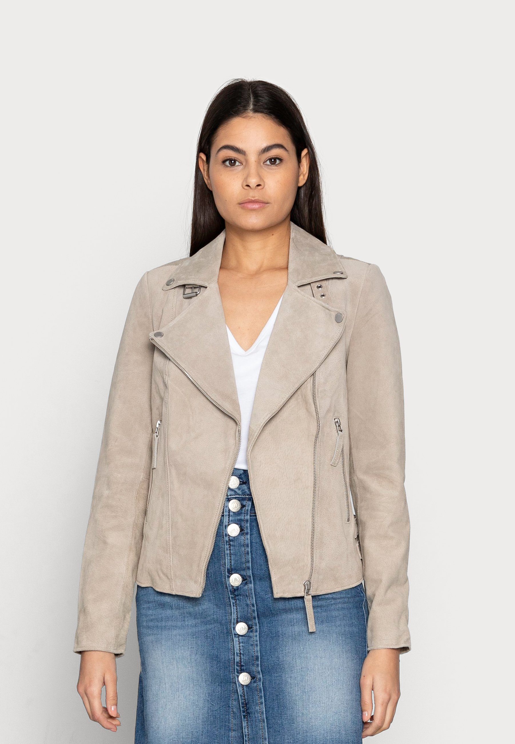 Women TAXI DRIVER - Leather jacket