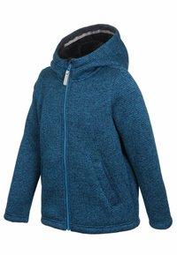 Elkline - LITTLE STRANGER - Fleece jacket - blueshadow - 3
