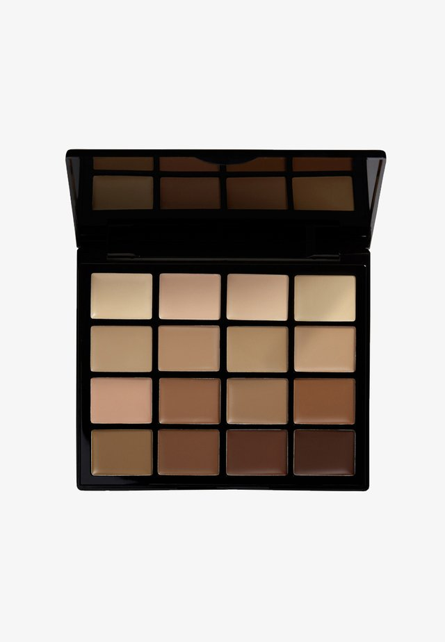 PRO FOUNDATION PALETTE - Face palette - -