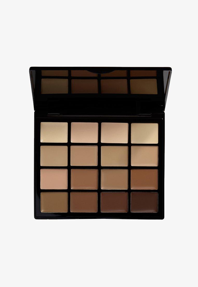 Nyx Professional Makeup - PRO FOUNDATION PALETTE - Face palette - -