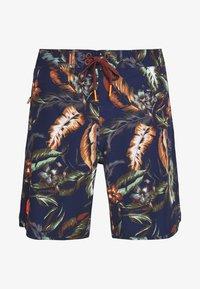 Superdry - DEEPWATER BOARDSHORT - Swimming shorts - navy - 2