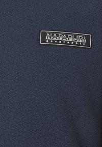 Napapijri The Tribe - Fleece jumper - blue nights - 2