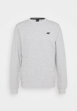 Women's sweatshirt - Sudadera - grey