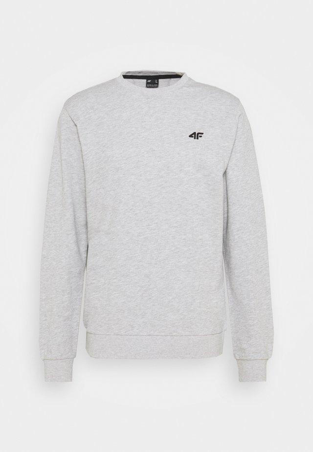 FIDEL - Sweater - grey