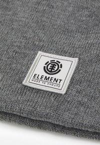 Element - DUSK BEANIE BOY - Beanie - grey heather - 2