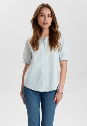 Blouse - airy blue