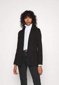 Vero Moda - VMJILLNINA - Blazer - black - 0