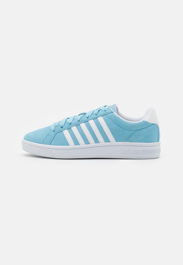 COURT TIEBREAK  - Sneakers - sky blue/white