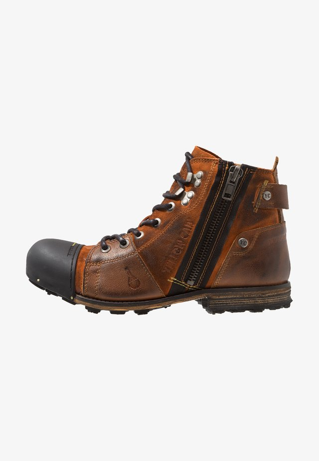 INDUSTRIAL - Veterboots - tan