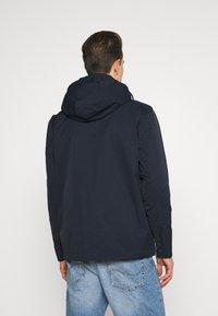 GAP - ZIP FRONT ANORAK - Summer jacket - navy - 2