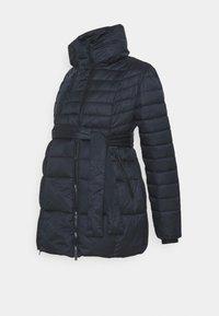 JACKET 2 WAY BRADFORD - Zimní kabát - night sky