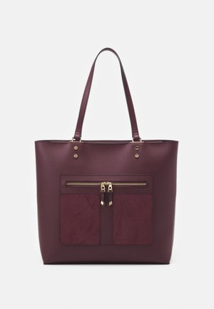 TAYLOR TOTE - Tote bag - dark burgundy