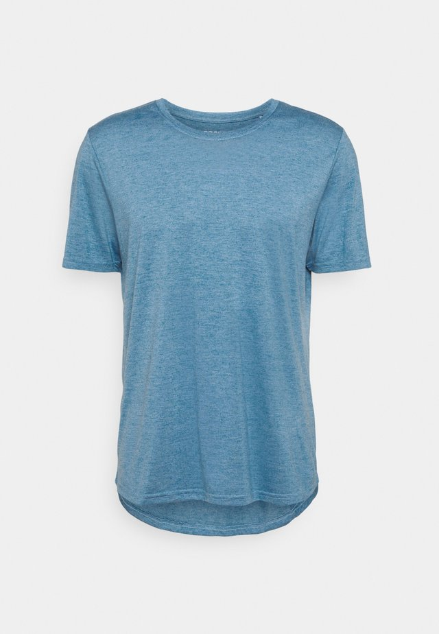 T-shirt basic - mykonos blue
