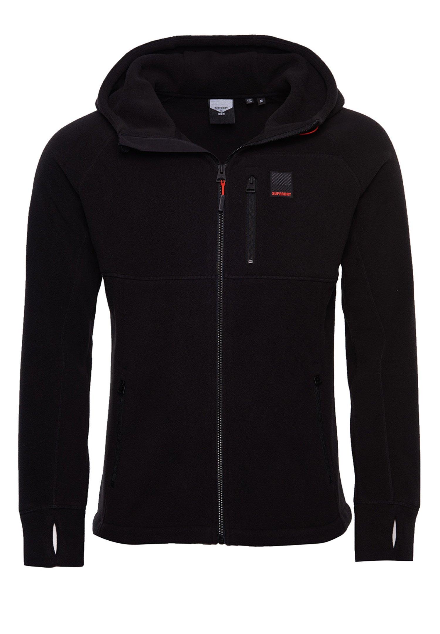Men POLAR FLEECE - Zip-up sweatshirt