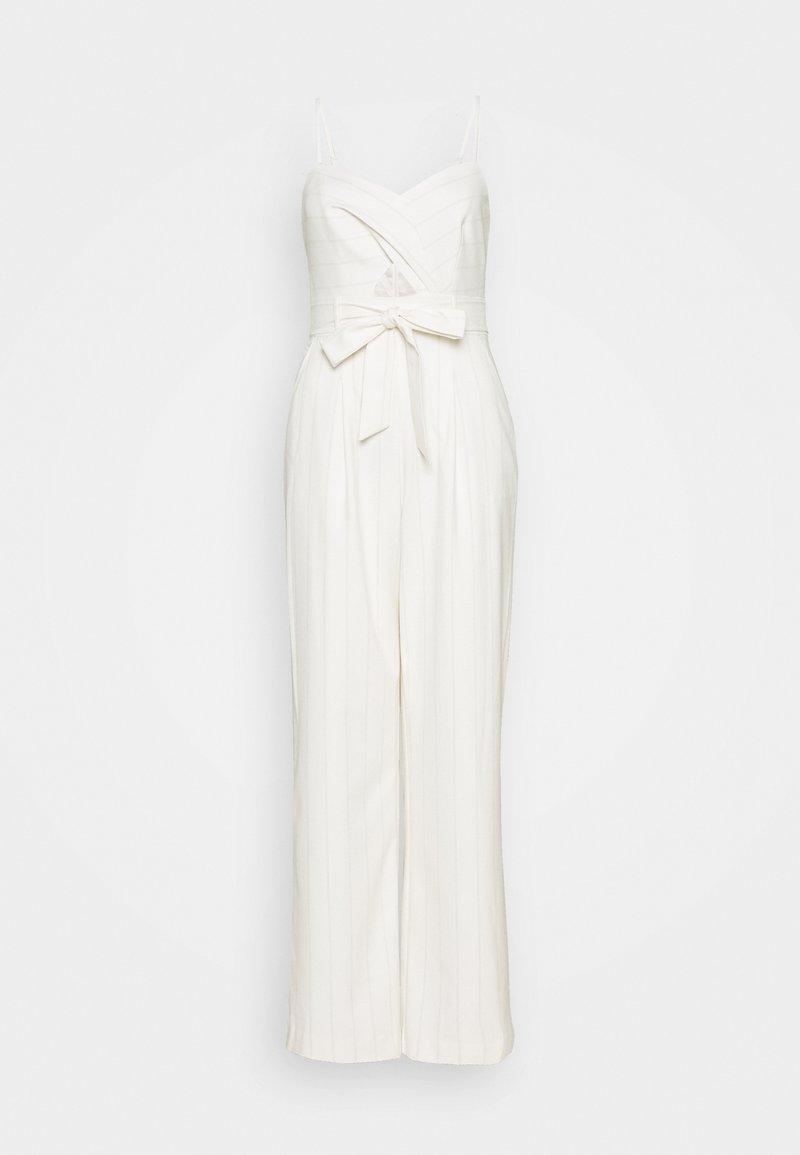Forever New - TUCK  - Jumpsuit - white