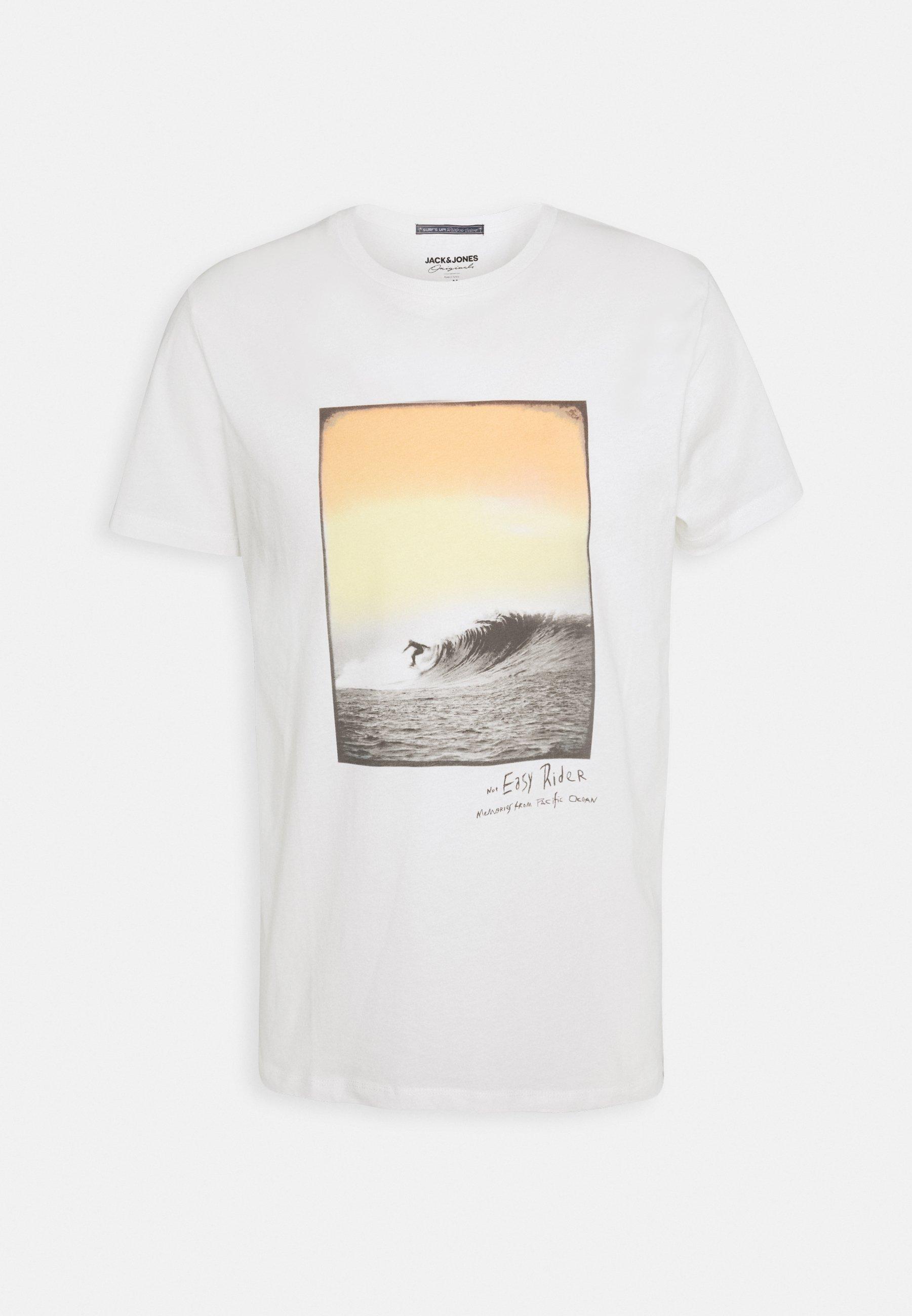 Men JORTAHOE TEE CREW NECK - Print T-shirt