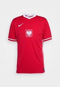 Nike Performance - POLEN - Landsholdstrøjer - red/white - 5
