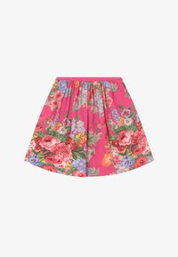 Polo Ralph Lauren - FLORAL BOTTOMS - A-line skirt - pink/multi-coloured - 2
