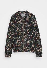 Name it - NKFLAUREN - Zip-up hoodie - black - 0