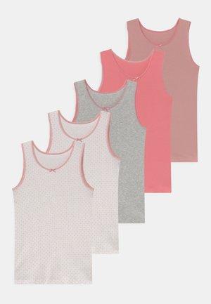 5 PACK - Undertrøjer - pink