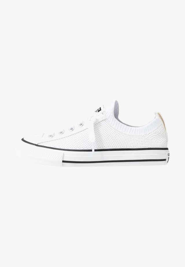 CHUCK TAYLOR ALL STAR KIDS - Sneakersy niskie - white/black