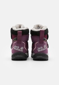 Jack Wolfskin - POLAR WOLF TEXAPORE MID VC UNISEX - Winter boots - purple/coral - 2