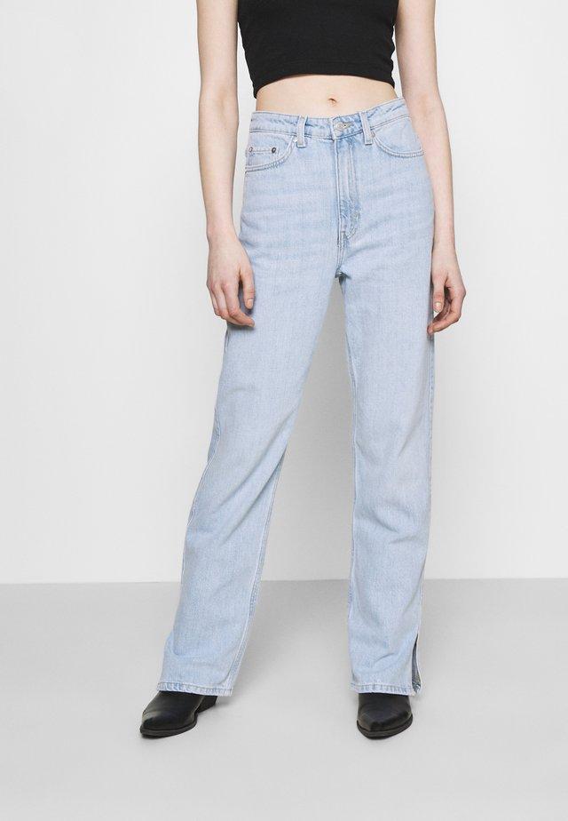 ROWE SPLIT - Jeans a sigaretta - lula blue