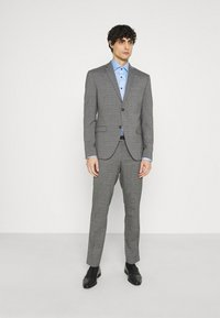Isaac Dewhirst - CHECK SUIT - Costume - grey - 1